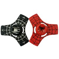 2-4 Years spiderman cartoon series - Spiderman Avengers Series EDC Gyroscope Multicolor Anti Autism and ADHD Time Killer Metal Cartoon Fidget Spinner