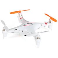 indoor-hubschrauber großhandel-Skytech M62 M62R 2,4G 4CH RC Hubschrauber UFO mit blinkendem LED-Farblicht Mini Drone RC kann Kamera hinzufügen Fly Indoor-Spielzeug VS X5C