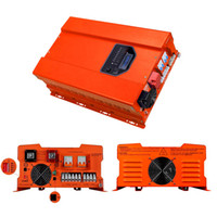 Advance Technology Kit di inverter per pannelli solari 12V 230V 3000W per sistema off-grid / ibrido a energia alternativa
