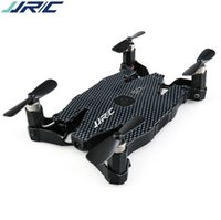 Wholesale Video Camera Connections - Selfie Drone JJRC H49 H49WH RC Mini Drone with 720P HD Wifi FPV Camera Helicopter RC Drone One Key Return Altitude Hold VS H37