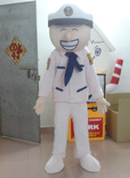 Wholesale Navy Mascot Costumes - SX0727 100% positive feedback a navy mascot costume for adult to wear