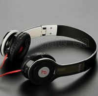 Wholesale Headphone Jack For Mobile - Sport headset Outdoor 3.5mm jack bass in ear stereo headphone earphone foldable with mic for PC Laptop Computer mobile phone New arrival