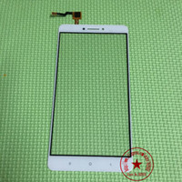 Wholesale Max Test - Wholesale- 100% Tested Working New Sensor Glass Panel Touch Screen Digitizer For Xiaomi Mi Max Mobile Phone Repair Parts