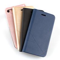 celulares xperia al por mayor-Casos de cartera con cierre magnético Funda con tapa para teléfono celular de cuero con tapa y ranuras para tarjetas de crédito para Sony xperia z5