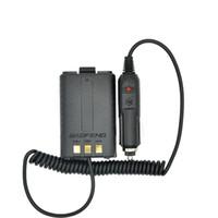 Wholesale Car Battery Charger Eliminator Baofeng - Baofeng Battery Eliminator Car Charger For Portable Radio UV 5R UV-5RB UV-5RA Two Way radio Walkie Talkie Accessories