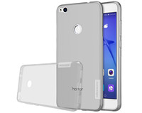 Wholesale Nature Soft - TPU Transparent soft case for Huawei honor P8 Lite(2017) NILLKIN Nature Series Luxury brand with retailed package