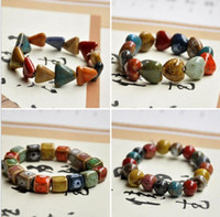 Wholesale Yoga Bar - 2017 New 7 Chakra Bracelet Men Black Lava Healing Balance Beads Reiki Buddha Prayer Natural Stone Yoga Bracelet For Women