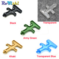 Wholesale Drill Stinger - 5pcs lot Nylon Plastic Steel Stinger Duron Self-Defense Tactical Protection Tool Drill Key Chain
