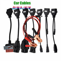 Wholesale Car Engine Oil Wholesale - Hot selling CAR CABLE OBD OBD2 full set 8 car cables diagnostic Tool Interface cable for TCS pro plus multidiag pro