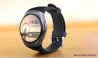 Wholesale W8 Phones - Smartwatch KW18 Smart Watch bluetooth For Android IOS Smart Phones Sport Wristwatch VS U8 DZ09 GT08 A1 W8 Apple Watch