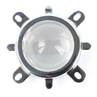Wholesale 1 Set Glass lens three piece mm Lens Reflector Collimator Fixed Bracket integrated W High Quality