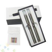 mt3 evod kits dobles al por mayor-Vapor E Cigarettes EVOD Kit doble EVOD MT3 kits 650MAH 900MAH 1100MAH EVOD Kit DHL Gratis