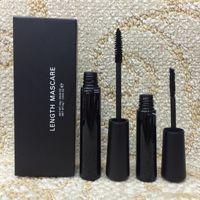 Wholesale Wholesale Eyelash Extension Kit - M*C Brand Makeup Set Kits 3D Fiber Lashes + Mascara Waterproof Black Lenght Lash Long Eyelashes Extensions Cosmetic Kit