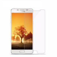 Wholesale Galaxy Mini Protector - For Samsung Galaxy S6 MINI J7 prime A320 A520 A720 A3 A5 A7 2017 C9 C9 PRO 9H Premium Tempered Glass Screen Protector 500pcs lot