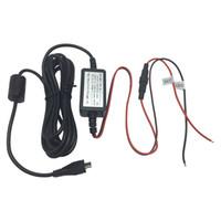 микропроволочная камера оптовых-Оптовая продажа-автомобильное зарядное устройство Hardwire Kit Hard wire kit Micro USB или Mini USB универсальный Katallobar совместим с камерой Dashcam