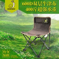 Wholesale Smallest Portable Stool - Wholesale- New Style fishing chair portable small folding stool outdoor folding chair