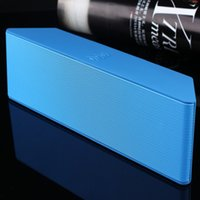 Wholesale Small Portable Radio Speaker - Bluetooth Speakers FM Radio USB Tf Card Mp3 Music Player Speakerphone Small Portable Loud with Volume Control Aux Input Mic for Phone Iphone