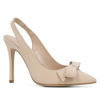 Zandina Ladies Womens Handmade Fashion Fliuve Style 100MM Slingback Pointy High Heel Party Pumps Shoes Beige K427 discount shop offer outlet excellent 3NOvfMPR0X