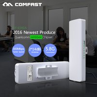 300Mbps Outdoor Access Point 5.8G impermeabile 14dBi Antenna wifi rete wireless CPE Nanostation COMFAST router Wi FI ripetitore
