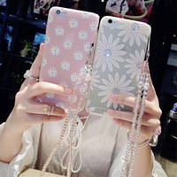 Wholesale Yellow Gold Purple Diamond Rings - Case for iPhone 7 Sugar iPhone6   plus case case ring buckle diamond-studded tpu all-inclusive drop iPhone7case