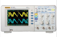 Wholesale DS1102E MHz Digital Oscilloscope analog channels MHz bandwidth