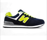 Wholesale Shoes Casual Men Lowest Price - Lowest Price ! Women's Fashion Sneakers Sports Casual shoes NEW sneakers balancing men and women Balance Shoes 36-44
