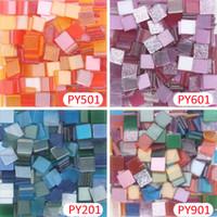 Wholesale Tiny Diy Accessories - 100 PCS pack 10mm Acrylic Mosaic DIY Hobbies Craft Material. DIY Accessories, Tiny Mini Resin Mosaic Tile For Hobbies