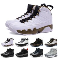Wholesale Hot Pink Suede Boots - [With Box] Wholesale Basketball Shoes Men Retro 9 Dan IX Sneakers Boots Authentic Discount Outdoor Hot Sale Sports Shoes Size 8-13