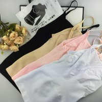 Wholesale Diet Clothes - Wholesale- New Diet Women Body Sculpting Clothing Halter Top Leotard Abdomen Shapewear Slip Shaper Trainer Seamless Body Suit Shaping Tops