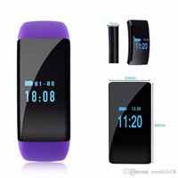 D21 Smart Watch impermeabile Bluetooth Blood Pressure Blood Pressure Count Rate Conta Monitor Fitness Bracelet Tracker Smart Clock Wristband ricorda Watc