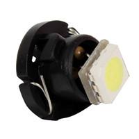 Wholesale amber fog lights online - 100Pcs Car Clearance Light DC V White Blue Red Amber Pink Green LED Interior Light Indicator Lights T3 SMD