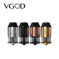 Wholesale Vs Classic - Authentic VGOD Elite RDTA tank 24mm Rebuildable Dripping Atomizer 4ml for vgod elite pro mech mod VS IJOY Limitless RDTA Classic Edition