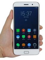 lenovo phone venda por atacado-Lenovo ZUK Z1 Snapdragon 801 Celular 2.5 GHz Android 5.1 3 GB / 64 GB 5.5 Polegada 1920 * 1080 4100 mah 13.0mp U-Touch 4G