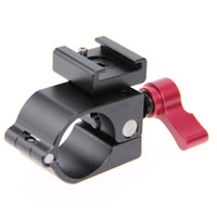 Wholesale CAMVATE Light Mount Stand Bracket Clamp Holder For DJI Ronin M Freefly MoVI Red Knob