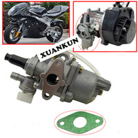 49CC Mini Motorcycle Accessories 2 Stroke Engine Pequeno veículo off-road Carrie Carrieizer