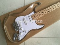 Wholesale Electric Guitar Oem St - High quality Electric guitar,Wholesale,NEW guitarra, st guitar maple neck oem Acrylic body electric guitar with LED guitar in china