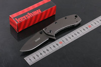Wholesale Assisted Pocket Knives - Kershaw Cryo II 1556Ti Assisted Titanium Tactical Folding Knife Fast Open Outdoor Camping Hunting Survival Pocket Knife Utility EDC Tools