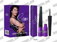Wholesale Eyes Pencils - Free Shipping ePacket New Makeup Eye M161 Selena Liquid Eyeliner!2.5ml