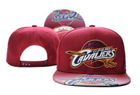 Wholesale Hip Hop Movement - Snapbacks Cavaliers basketball Hats Fashion movement Street Hip hop Cayler & Sons football baseball caps drop free shipping top quality