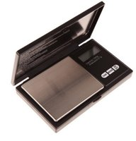 Wholesale Wholesale Display Units - Mini Precision Digital Scale 1000g x 0.1g Jewelry Gold Silver Coin Gram Pocket Size Display Units Pocket Electronic Scales