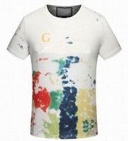 Wholesale Express Shirt Xl - Top Express 2017 New Spring Summer T-shirts Men Italia Fashion short sleeve Cotton T Shirt Vintage Tees White XXXL