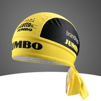 Wholesale Bike Cap Hat Headscarf - 2017 team lotto Cycling scarf bandana ciclismo bike mtb bicycle caps headscarf cycling headband quick-dry bicycle hat