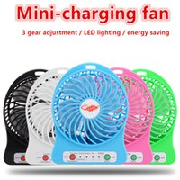 Wholesale Cheap Household Gifts - 2017 Wholesale & Retail High Quality Cheap USB Small Fan Outdoor Portable Mini Charger Po Charger Small Fan Good Gifts + Household Appliance
