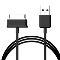 tablette pc 8.9 großhandel-3FT 1M USB 2.0 Datenkabel Synchronisationskabel Ladegerät Adapter für Samsung Galaxy Tab P1000 10,1
