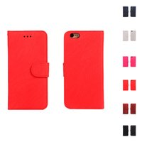 Wholesale Iphone Simple Flip Cases - S5Q Simple Removable Leather Magnetic Flip Cover Wallet Card Case For iPhone 7 Plus AAAGQS