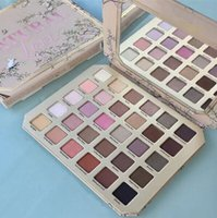 Wholesale eye shadow professional matte palette for sale - 2017 NEW Face Makeup Natural Love Eye Shadow Collection Pallette Colors Professional Eyeshadow Palette
