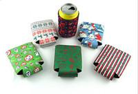 Wholesale Stubby Holders - Wholesale 1000pcs custom neoprene stubby holder stubby cooler bag, wedding gift koozie favor custom can cooler stubby holder