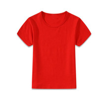 Wholesale Boys Shorts Size 5t - mix sizes and colors kids red t-shirts wholesale kid shirts clothing boutique children t-shirts solid blank t-shirt boy kids tees T-shirt
