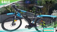 Wholesale Motor Electric Ebike - BBS02 48V 750W Bafang mid drive electric motor kit with 48V 14Ah Li-ion down tube ebike battery