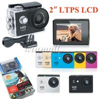 original amazon - Best Quality Original A9 P HD Action Camera inch LTPS LCD Screen Sunplus SPCA1520 Underwater Sports Cam Mini DV Amazon Hot selling